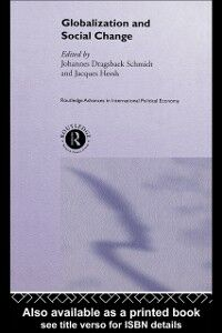 Ebook in inglese Globalization and Social Change -, -