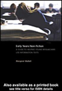 Ebook in inglese Early Years Non-Fiction Mallett, Margaret