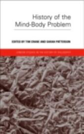 History of the Mind-Body Problem