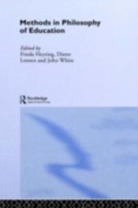 Ebook in inglese Methods in Philosophy of Education -, -