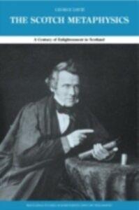 Ebook in inglese Scotch Metaphysics Davie, George E.