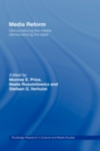 Ebook in inglese Media Reform -, -