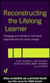 Reconstructing the Lifelong Learner