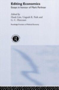 Ebook in inglese Editing Economics -, -