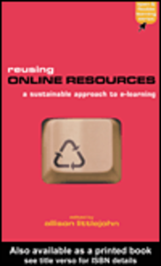 Ebook in inglese Reusing Online Resources