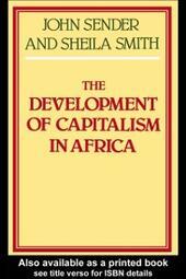 Development of Capitalism in Africa