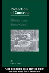Ebook in inglese Protection of Concrete