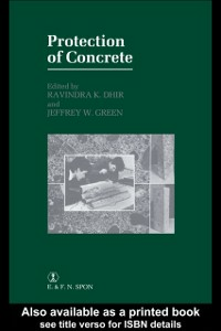 Ebook in inglese Protection of Concrete -, -