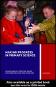 Foto Cover di Making Progress in Primary Science, Ebook inglese di AA.VV edito da