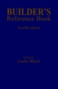 Ebook in inglese Builder's Reference Book Black, L.