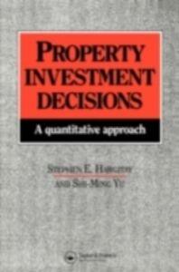 Foto Cover di Property Investment Decisions, Ebook inglese di AA.VV edito da Taylor and Francis