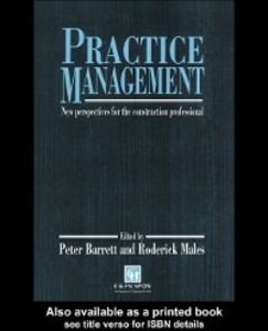Ebook in inglese Practice Management -, -