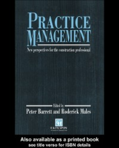 Ebook in inglese Practice Management -, -