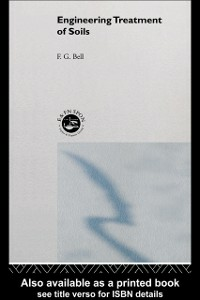 Ebook in inglese Engineering Treatment of Soils Bell, Fred