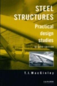 Ebook in inglese Steel Structures MacGinley, T.J.