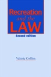 Ebook in inglese Recreation and the Law Collins, Ms V