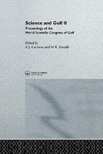 Foto Cover di Science and Golf II, Ebook inglese di  edito da Taylor and Francis