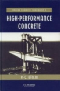 Ebook in inglese High Performance Concrete Aitcin, Pierre-Claude