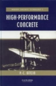 Ebook in inglese High Performance Concrete Aitcin, Pierre-Claude