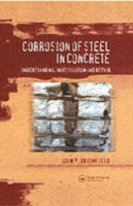 Ebook in inglese Corrosion of Steel in Concrete Broomfield, J.P.