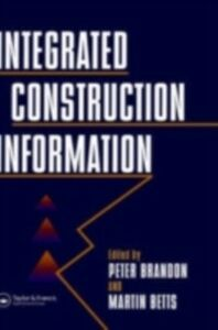 Ebook in inglese Integrated Construction Information -, -