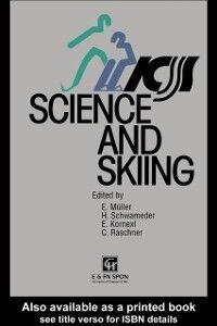 Foto Cover di Science and Skiing, Ebook inglese di  edito da Taylor and Francis