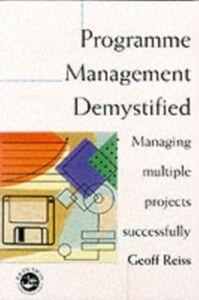 Ebook in inglese Programme Management Demystified Reiss, Geoff