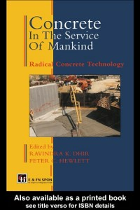 Ebook in inglese Concrete in the Service of Mankind -, -