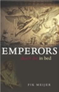 Ebook in inglese Emperors Don't Die in Bed Meijer, Fik