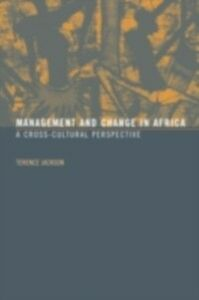 Ebook in inglese Management and Change in Africa Jackson, Terence