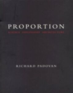 Ebook in inglese Proportion Padovan, Richard