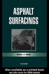 Asphalt Surfacings
