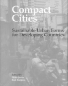 Ebook in inglese Compact Cities -, -