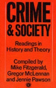 Ebook in inglese Crime and Society