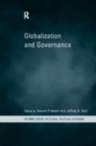 Ebook in inglese Globalization and Governance -, -