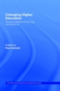Ebook in inglese Changing Higher Education -, -