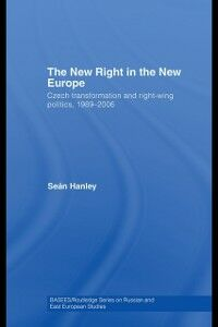 Ebook in inglese New Right in the New Europe Hanley, Sean
