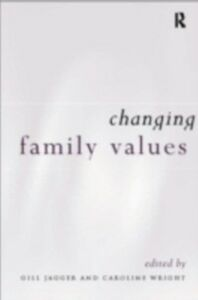 Ebook in inglese Changing Family Values