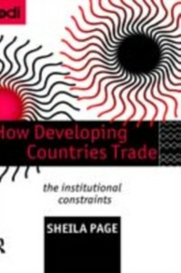 Ebook in inglese How Developing Countries Trade Page, Sheila