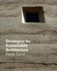 Ebook in inglese Strategies for Sustainable Architecture Sassi, Paola