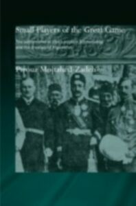 Ebook in inglese Small Players of the Great Game Mojtahed-Zadeh, Pirouz