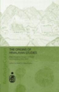 Ebook in inglese Origins of Himalayan Studies Waterhouse, David