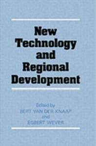Ebook in inglese New Technology and Regional Development -, -