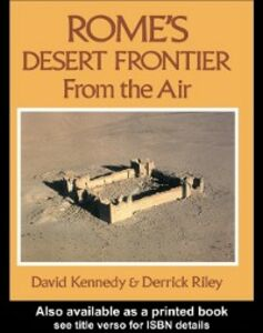 Ebook in inglese Rome's Desert Frontier Kennedy, David , Riley, Derrick