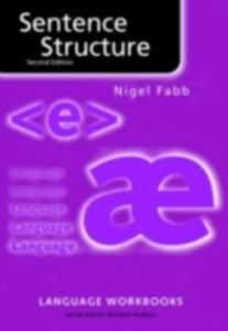 Ebook in inglese Sentence Structure Fabb, Nigel