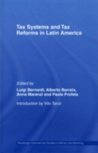 Ebook in inglese Tax Systems and Tax Reforms in Latin America -, -