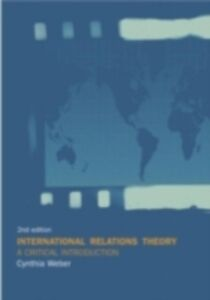 Foto Cover di International Relations Theory, Ebook inglese di Cynthia Weber, edito da