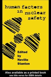 Ebook in inglese Human Factors in Nuclear Safety