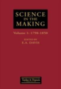 Foto Cover di Science In The Making, Ebook inglese di  edito da Taylor and Francis