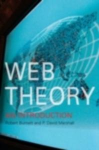 Ebook in inglese Web Theory Burnett, Robert , Marshall, David